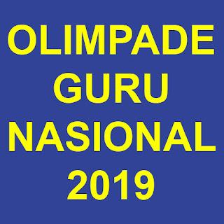 Olimpiade Guru Nasional 2019