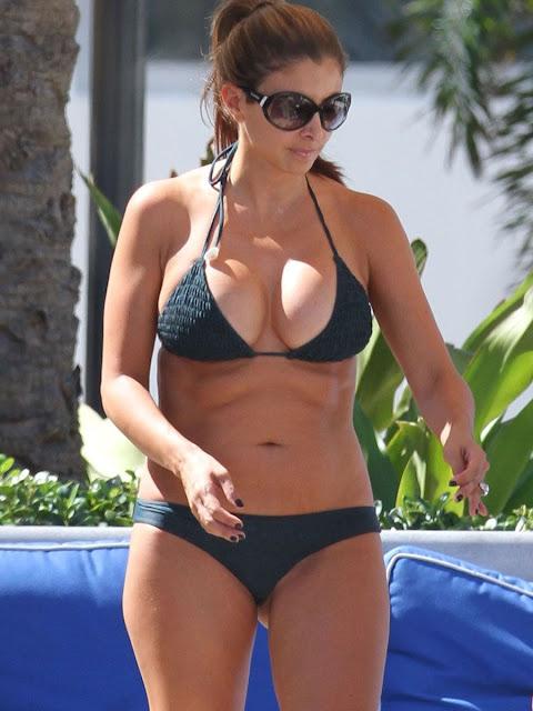 Larsa Pippen bikini