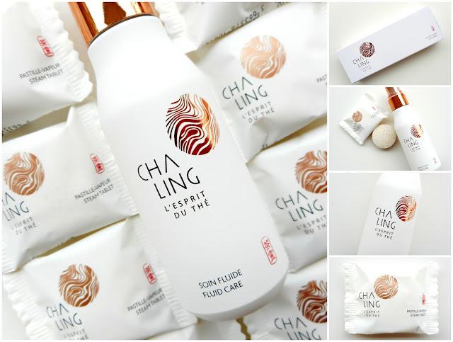 CHA LING - Thé Pu'Er - Soin Fluide Hydratant - Pastilles Vapeur Purifiantes