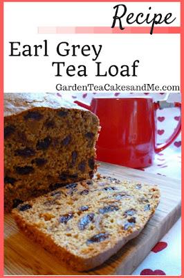 fruit tea loaf cake recipe earl grey