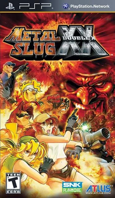 Metal Slug PSP free download full version