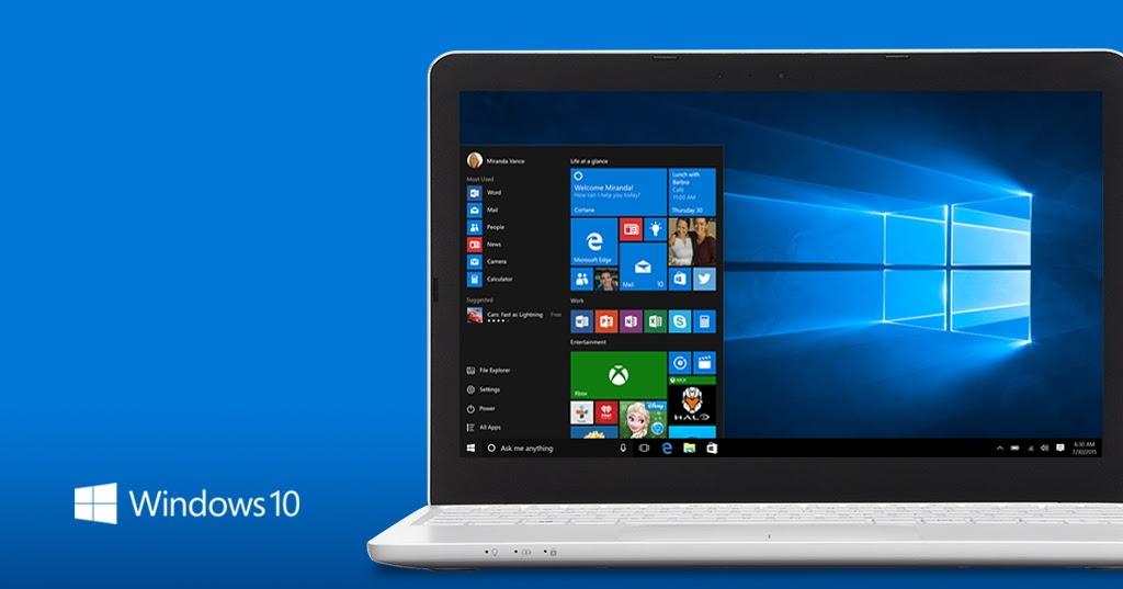 Windows Pc Blue Large on Windows 10 Product Key 2yt43