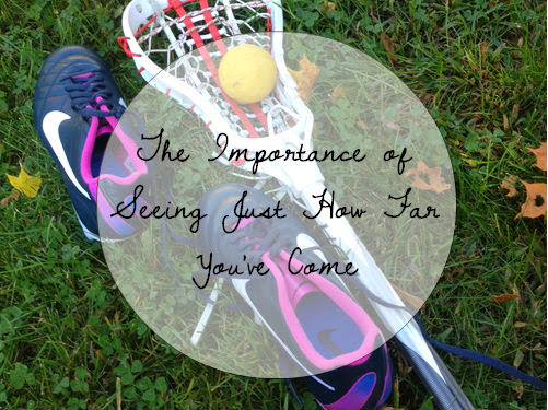 The Importance of Seeing Just How Far You've Come | Pearls & Political Science