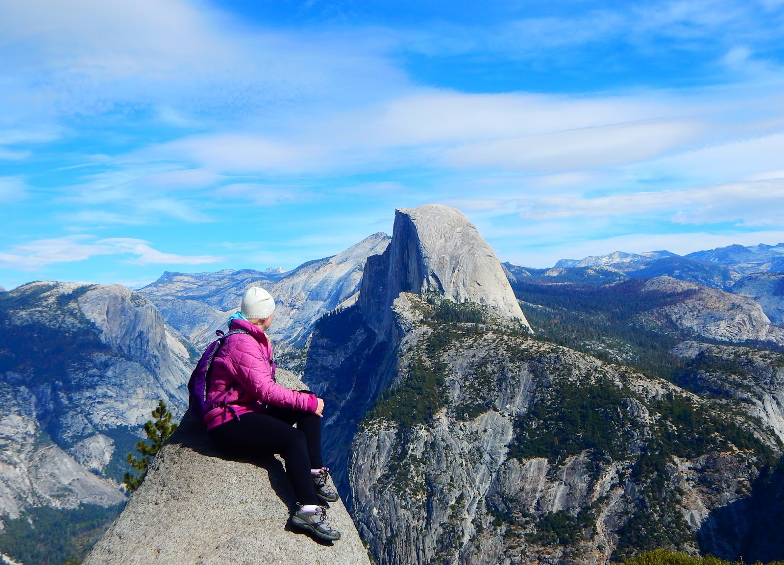 Exploring Yosemite with High Sierra