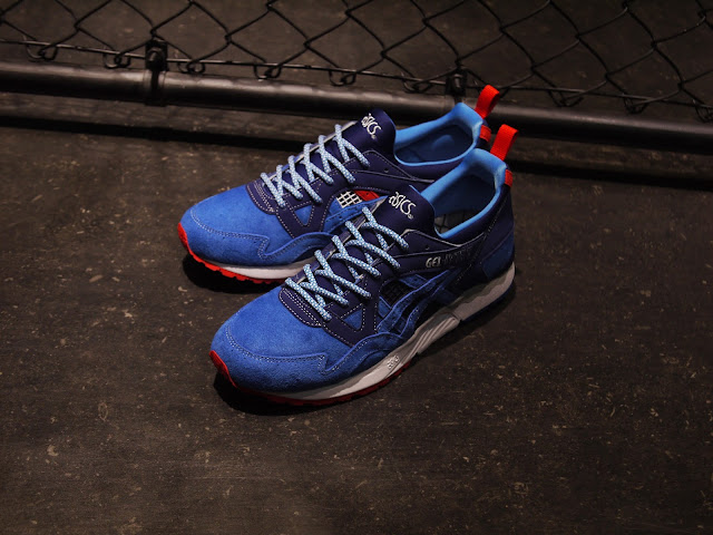 ASICS X MITA GEL LYTE V TRICO – BACK TO THE START