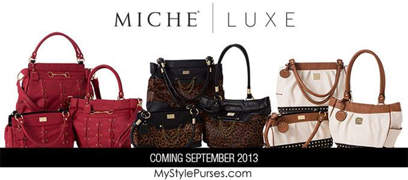 Miche Luxe Shell Collection Sneak Peek September 2013