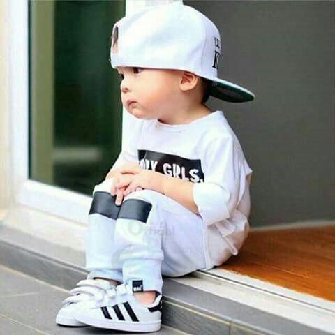 Stylish Baby Boy Pictures