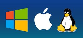 Logo 3 Sistem Operasi