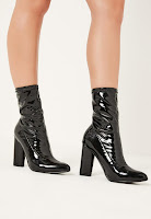 https://www.missguided.eu/black-patent-mid-calf-sock-boot