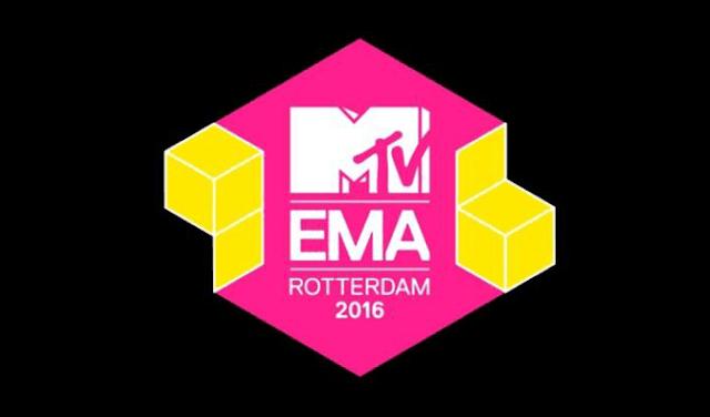 Lista de nominados a los MTV EMA 2016