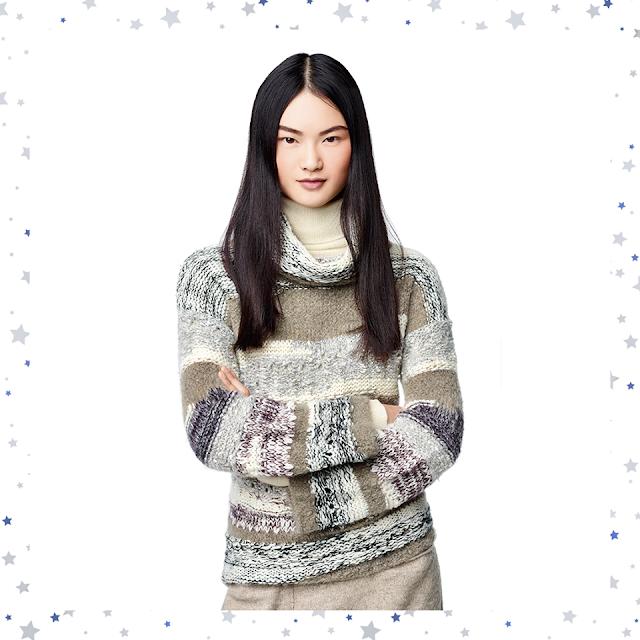 benetton moda invernale