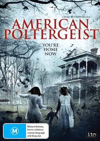 American Poltergeist 2015 Dual Audio