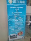 Bus DAMRI Bandara Halim Perdanakusuma - Cibinong