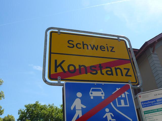 frontera suiza alemania konstanz