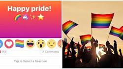 Thêm biểu tượng cảm xúc lá cờ bảy sắc cầu vồng cho comments facebook