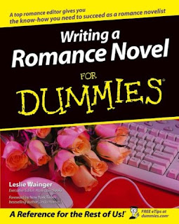 Writing a Romance Novel For Dummies Review & Giveaway