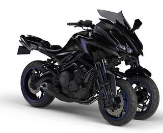 Yamaha MWT-9 akan segera diproduksi