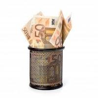 mata uang sampah