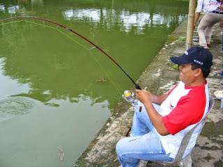 Lokasi Mancing Ikan Mas di Bogor