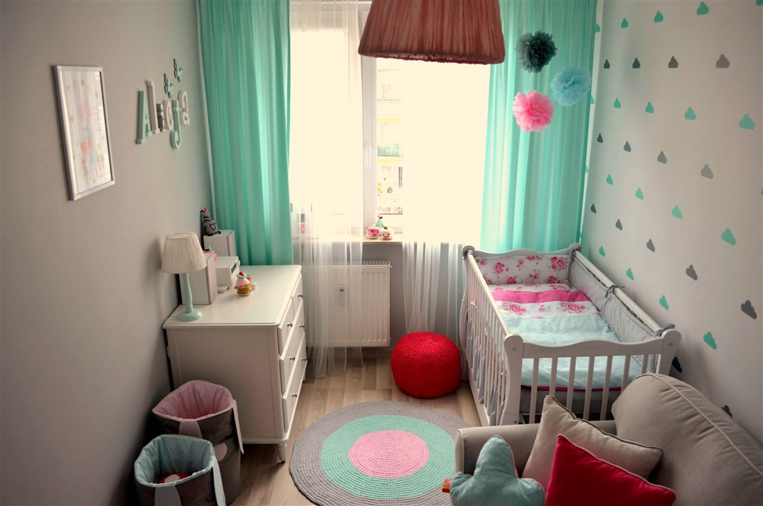 dekorator amator jak urz dzi pok j ma ej dziewczynki dekorator amator pomaga. Black Bedroom Furniture Sets. Home Design Ideas