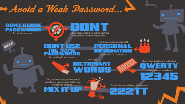 How to choose good secure passwords