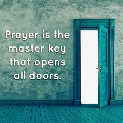 Which Key Can Unlock Every Door  Prayer Is The Master Key