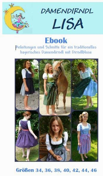 Ebook Damendirndl Lisa