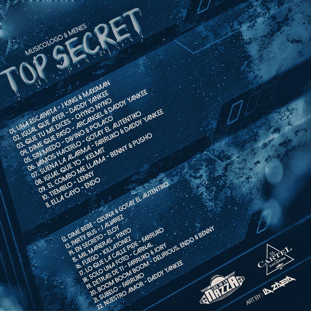 top secret musicologo y menes