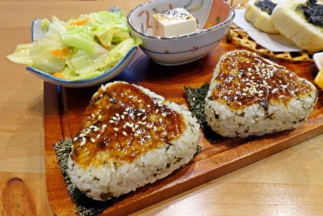 日式味噌飯糰