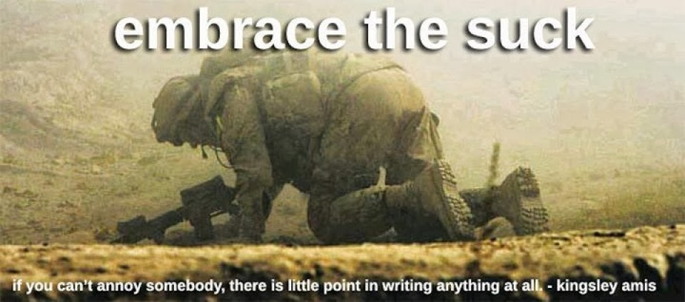 Speaking definition military jargon the suck congratulate, this