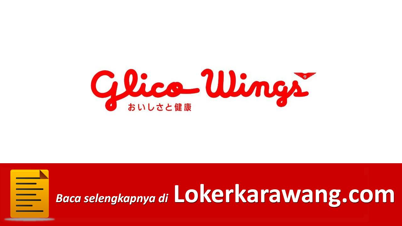 PT Glico Wings Karawang
