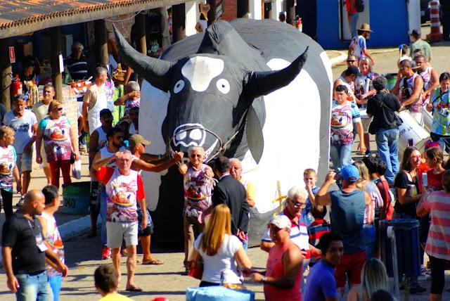 O Encontro da Cultura Caiçara e Caipira em Festa em Iguape