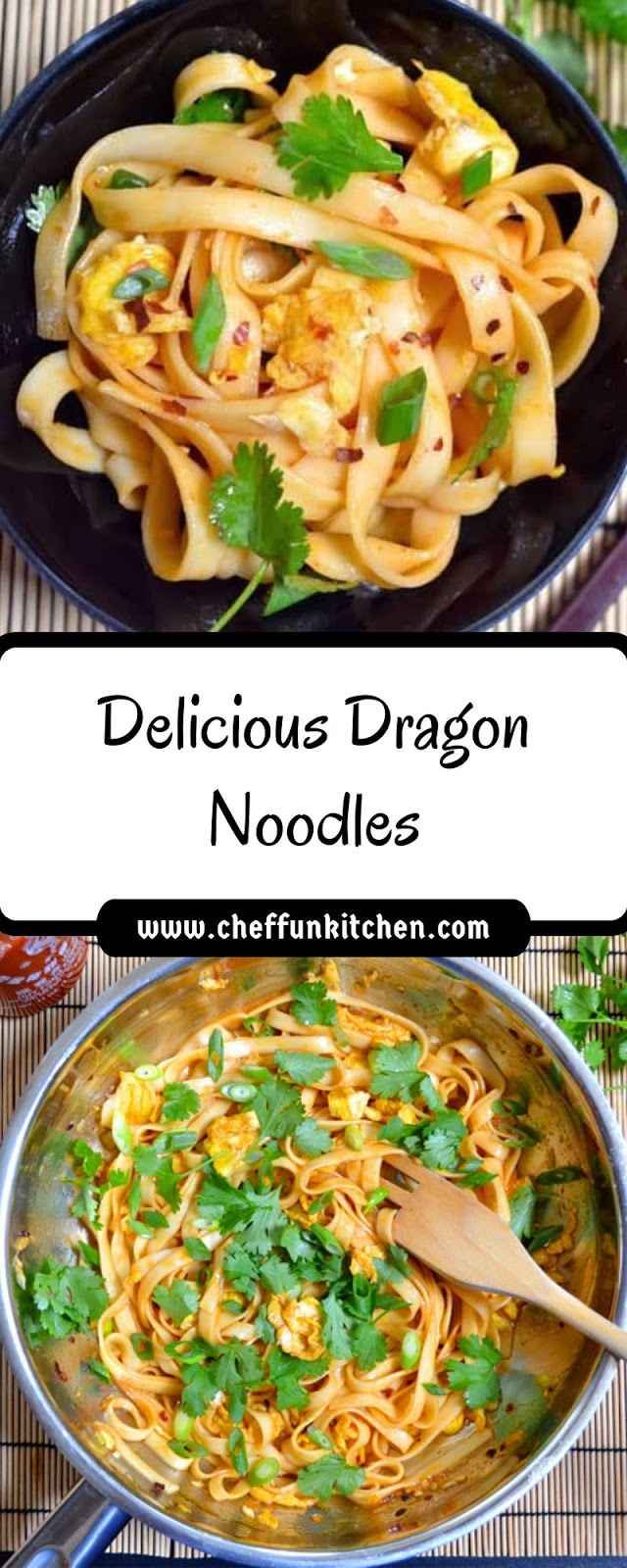 Delicious Dragon Noodles
