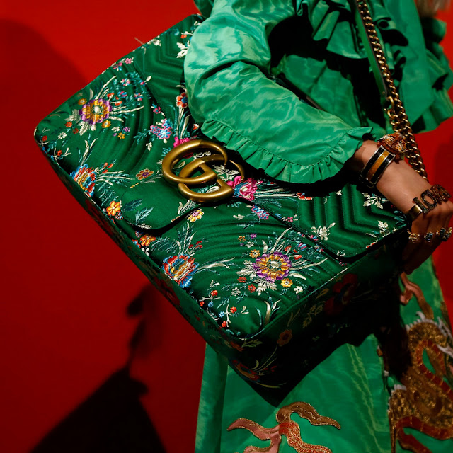 Gucci Spring 2017 Milan Fashion Week