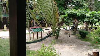 hammock redang lagoon