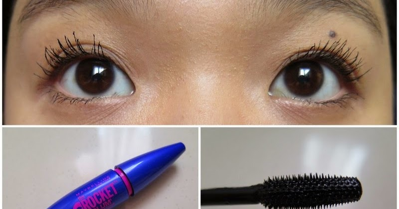 The Blackmentos Beauty Box: Rave Review: Maybelline the Rocket Volum'  Express mascara!