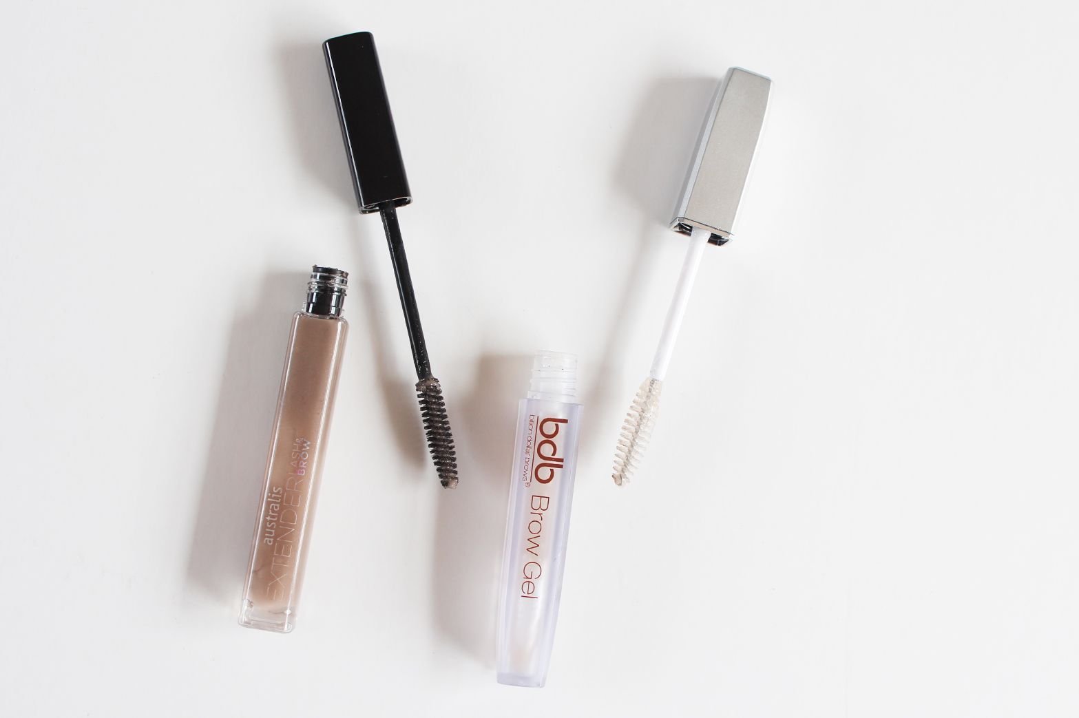 TOP 5 BROW GELS - Benefit, Blinc, Maybelline, Australis, Billion Dollar Brows - CassandraMyee