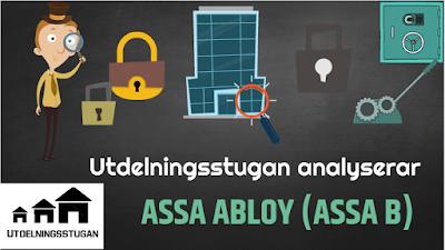 Aktieanalys av Assa Abloy av Utdelningsstugan i videoformat