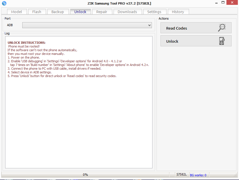 download z3x samsung tool pro 24.4 full + crack