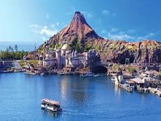 Gambar Wisata Jepang Tokyo DisneySea