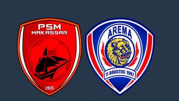 PSM dan Arema Berhasrat Gusur Persib Bandung Dipuncak Klasemen