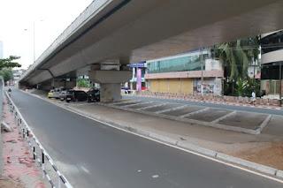 thampanoor flyover