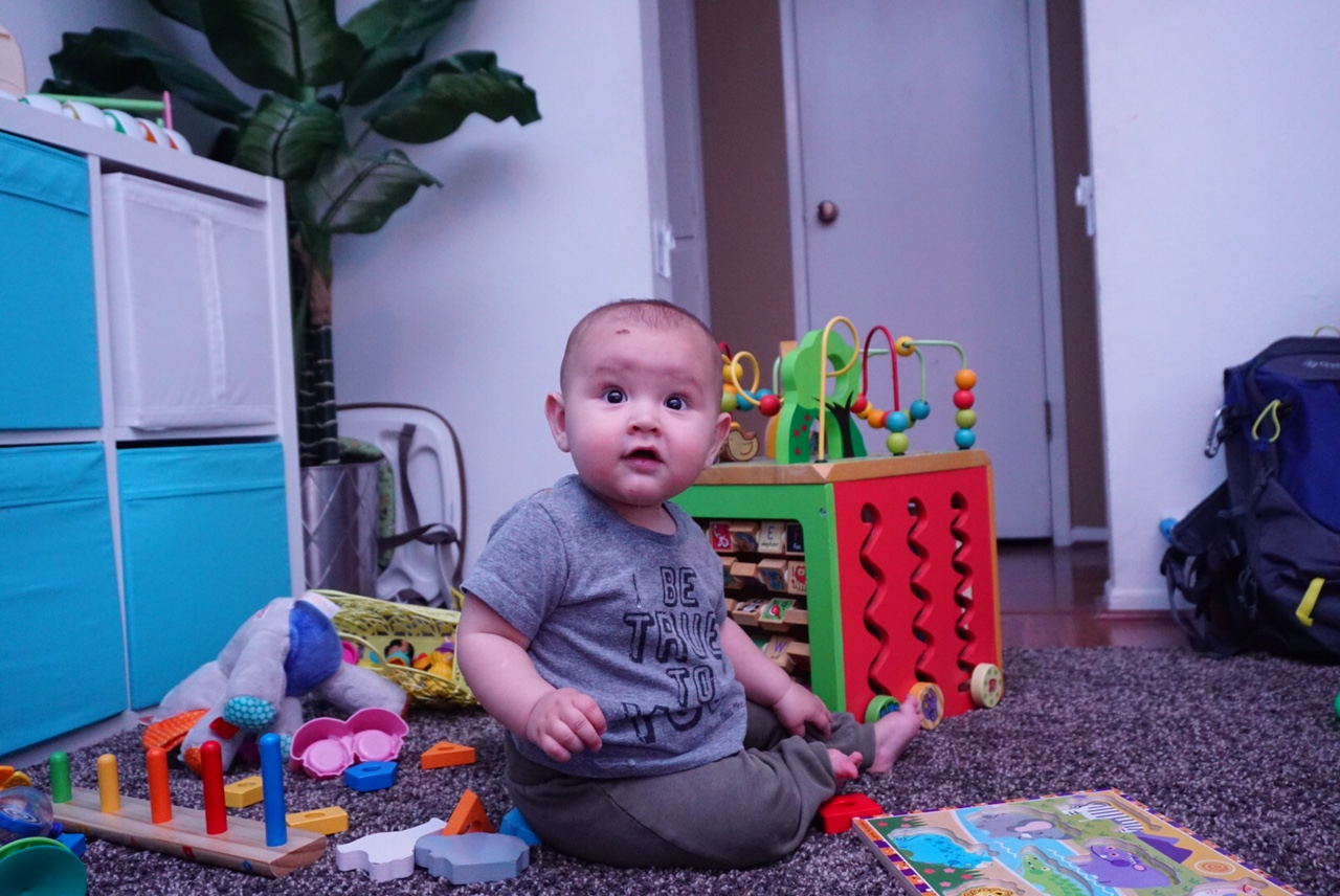 A Little Blueberry: Best Toys for 1 Year Olds - Diapers.com Gift ...