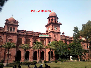 Pu.edu.pk - BA Part 2 Results 2017 Punjab University - Regular & Private Announced