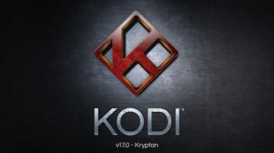 Kodi 17 perfiles