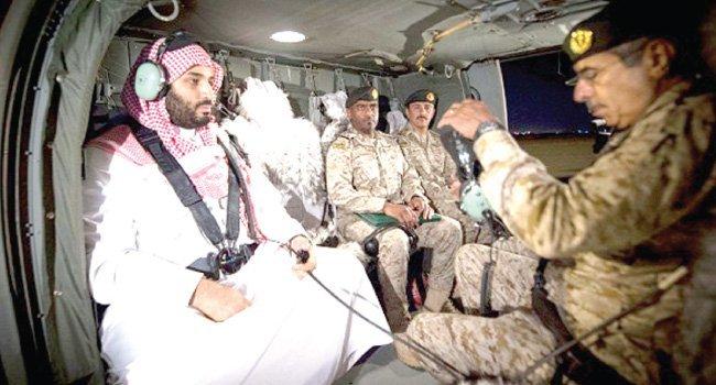مسؤول استخباراتي سعودي كبير يلتحق بالملك سلمان في طنجة والسبب..