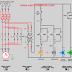 محاكات دائرة تشغيل محرك ثلاثي الاطوار على اتجاهين  دائرة القدرة والتحكم Le démarrage direct d'un moteur asynchrone 2 sens de marche en animation