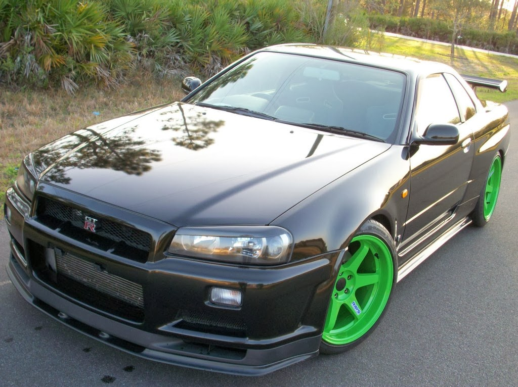 nissan skyline r34 wallpaper specification prices photos review. Black Bedroom Furniture Sets. Home Design Ideas