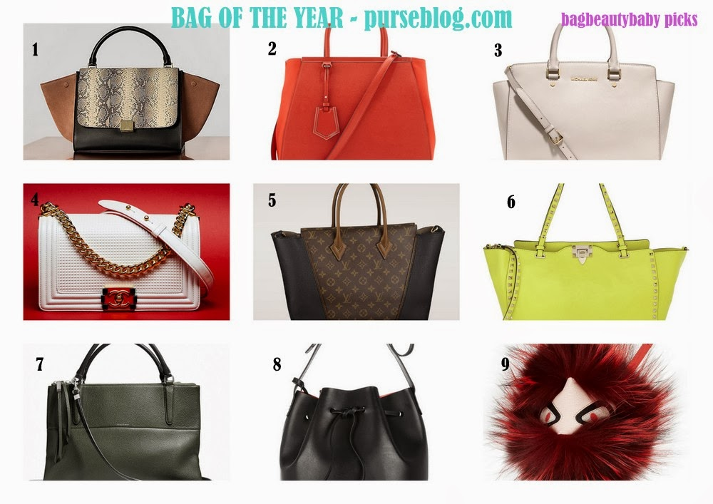 bag beauty baby  The Biggest Bag of 2013 650058aa46f32