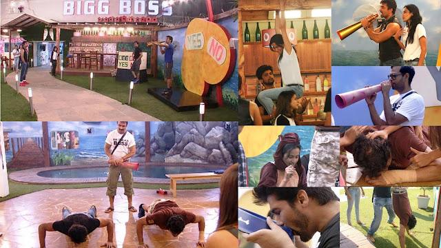 Bigg Boss contestants say 'Kabhi Haan Kabhi Naa' while 'Yes or No' Task